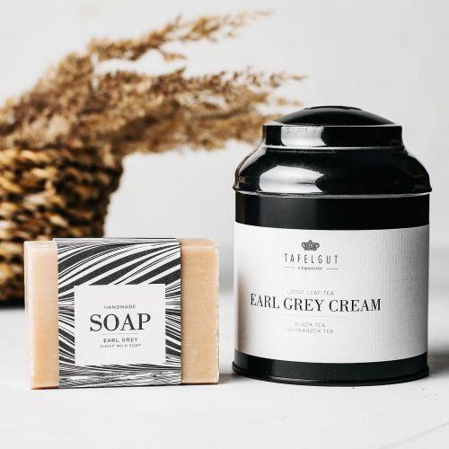 Ručně vyráběné mýdlo Earl Grey 150g
