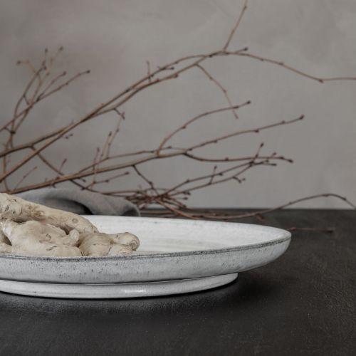 Terakotový servírovací talíř Imma 38cm