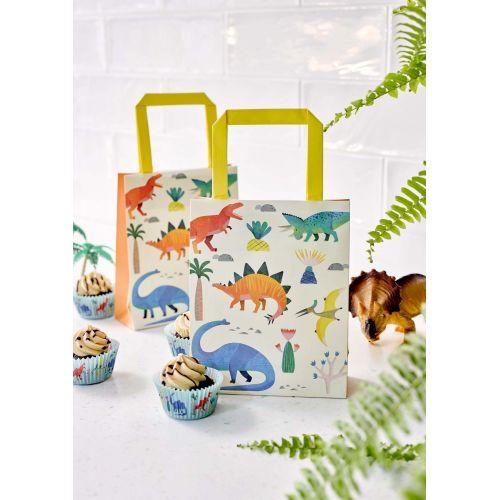 Papírové košíčky na muffiny Dino Cupcake Cases 30 ks