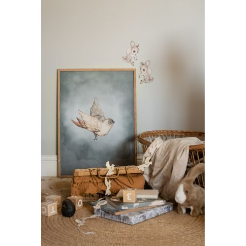 Plakát Dear Sparrow 50 x 70 cm