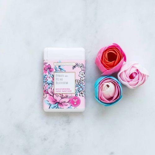 Antibakteriální sprej na ruce Pinks & Pear Blossom20 ml