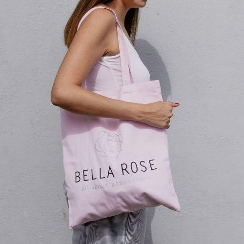 Plátěná taška Bella Rose