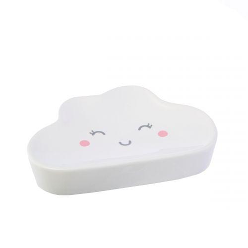 Keramická mýdlenka Happy Cloud