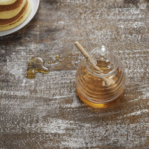 Dóza na med s naběračkou