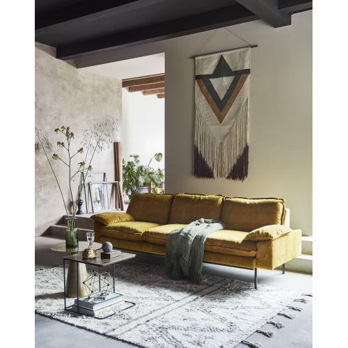 Vlněný koberec White Black 120x180cm