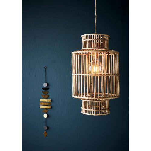 Bambusové závěsné stínidlo Bamboo Lamp Shade