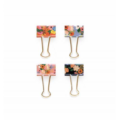Květinové klipsy Floral 8ks