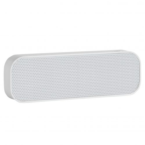 Bluetooth reproduktor aGROOVE White edition