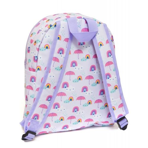Dětský batůžek Rainy days Lilac