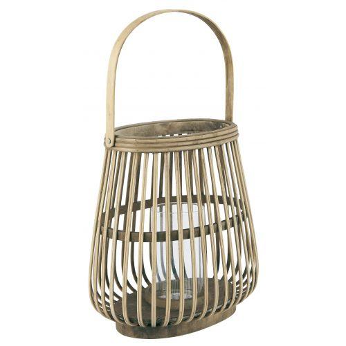 Lucerna Oval Bamboo