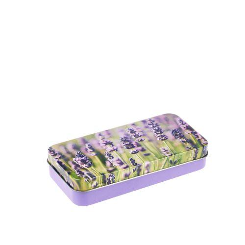 Dárkový set v krabičce - mýdlo a esenciální olej Lavande