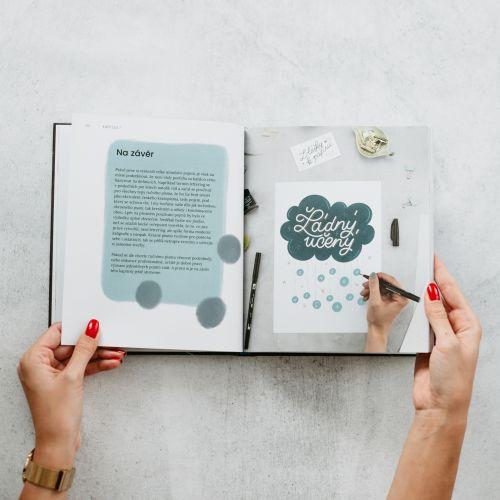 Z lásky k písmu - základy letteringu