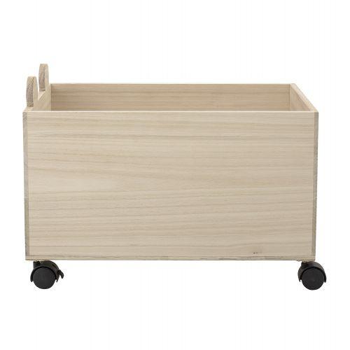 Dětský úložný box na kolečkách Little Beaver