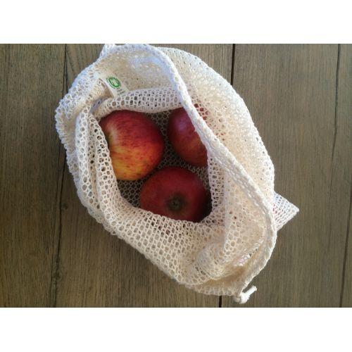 Zero waste pytlík na ovoce a zeleninu Large