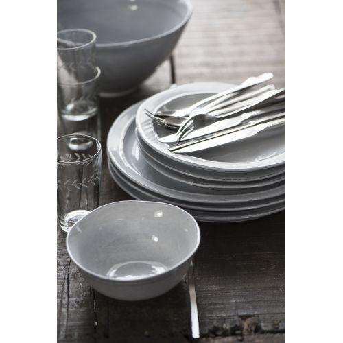 Keramický talíř Grey Dunes 22cm