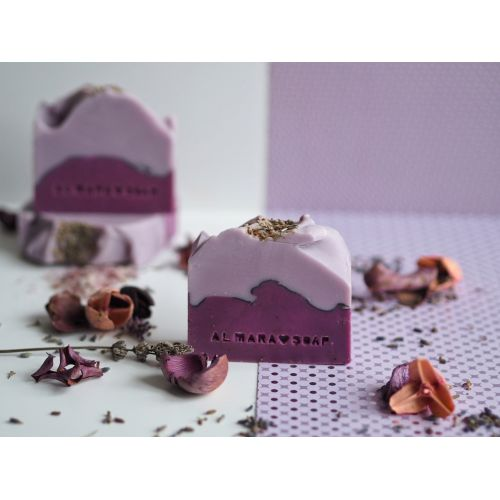 Přírodní mýdlo Lavender Fields