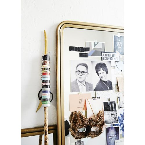 Designová samolepicí páska Flower Strings