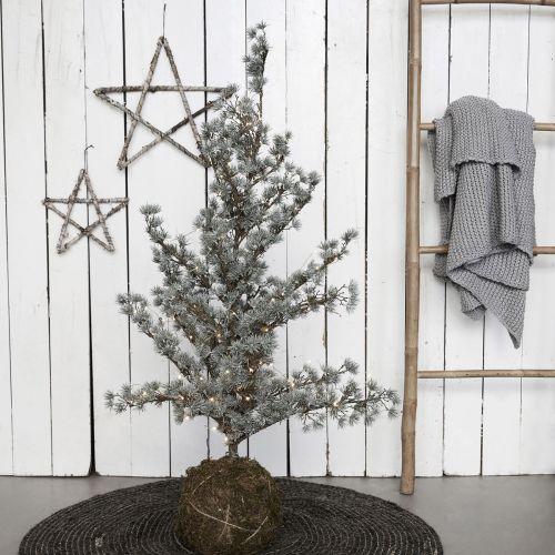 Vánoční strom Christmas se světýlky 125 cm