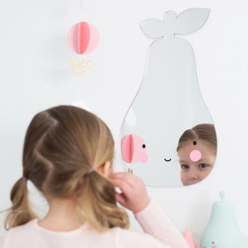 Zrcadlo ve tvaru hrušky Pear