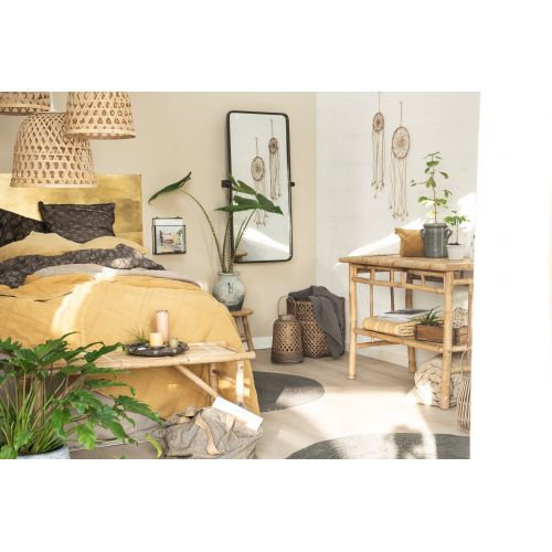Stropní lampa Bamboo Shade