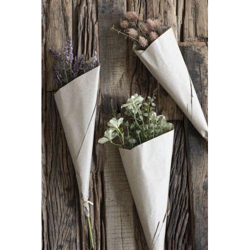 Dekorativní umělé květy Green Tones