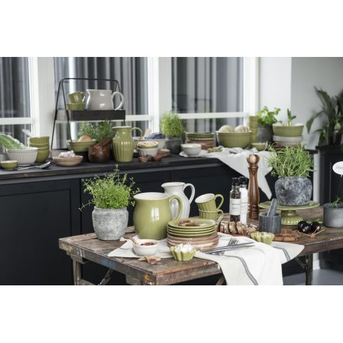 Keramická mini miska Mynte Herbal Green