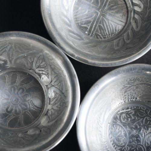 Hliníková mistička Tura Antique Silver