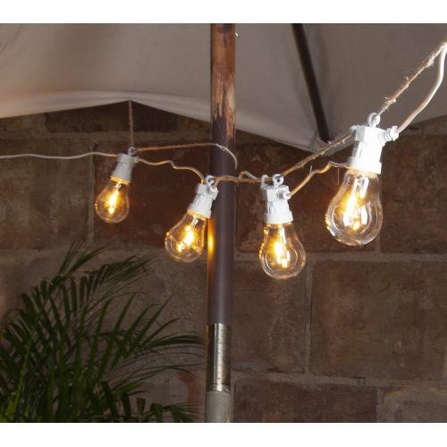 Dekorativní LED řetěz Circus Filament 5 m