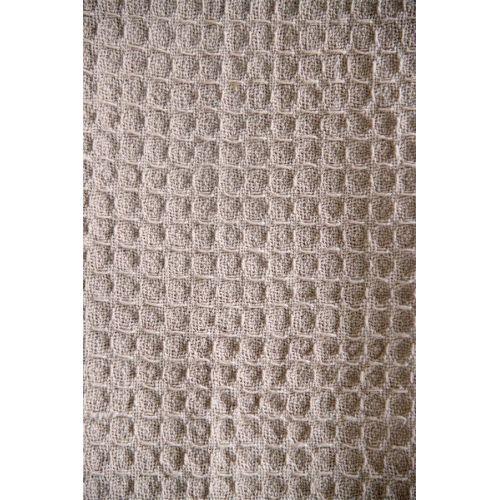 Bavlněný ručník Waffle Dark Rose 140x70cm