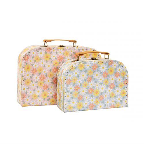 Dětský kufřík Pink Daisy