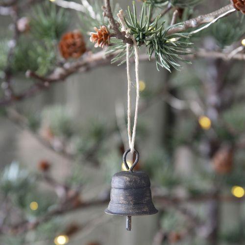 Kovový zvoneček Matt 5cm
