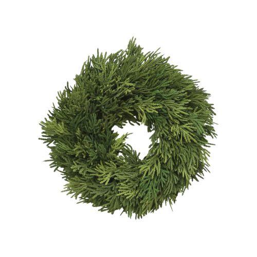 Adventní věnec Cypress 23cm
