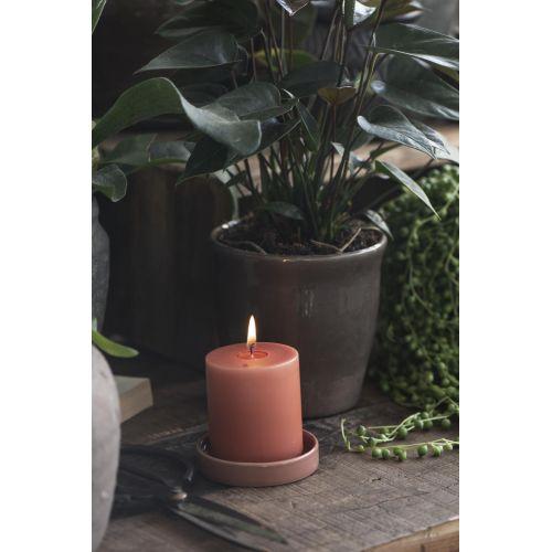 Svíčka Terracotta - 7 cm