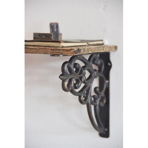 Dekorativní kovová ozdoba Corner Frieze