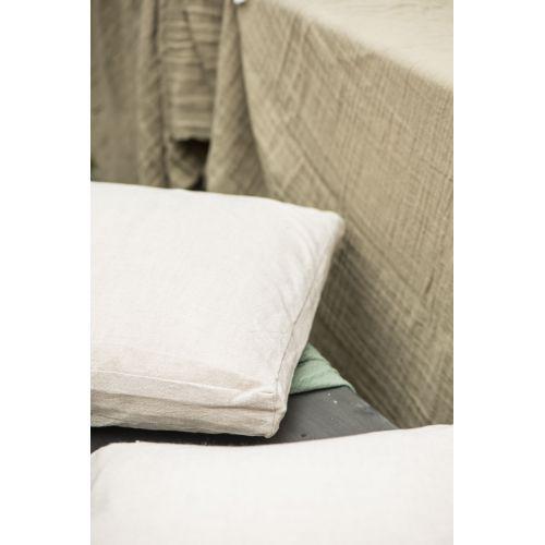 Bavlněný povlak na sedák 45x3x45cm