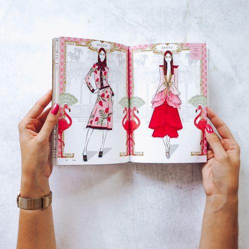Ikony, Mistři italské módy - Megan Hess