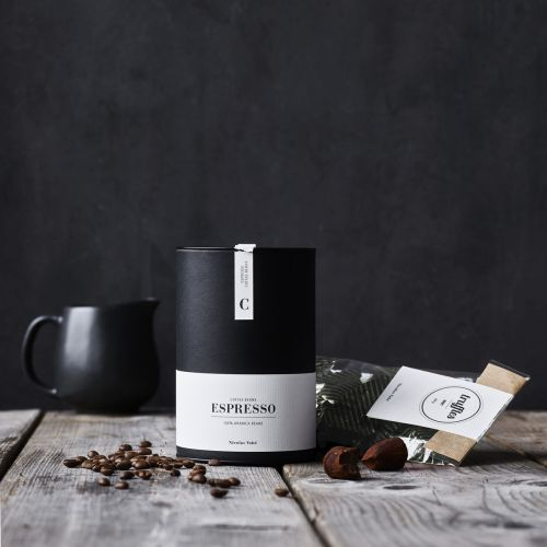 Kávová zrna - Espresso 165 g