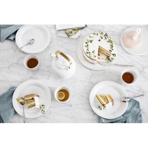 Porcelánová čajová konvice Hammershøi White