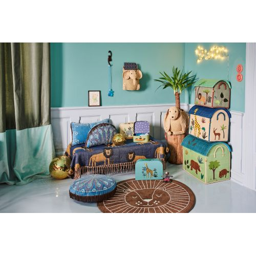 Dětský kobereček Lion Jungle Animals
