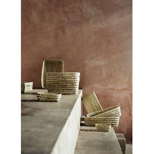 Úložný košík Palm Leaves Morocco
