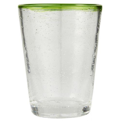 Sklenice Green Rim 200 ml