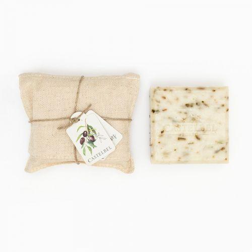 Luxusní mýdlo Olive Leaf