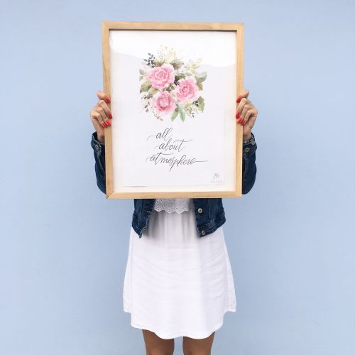Plakát Bella Rose - All About Atmosphere (limitovaná edice)