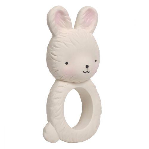 Dětské gumové kousátko Bunny