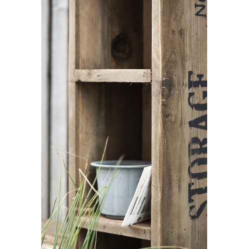 Dřevěný box Storage