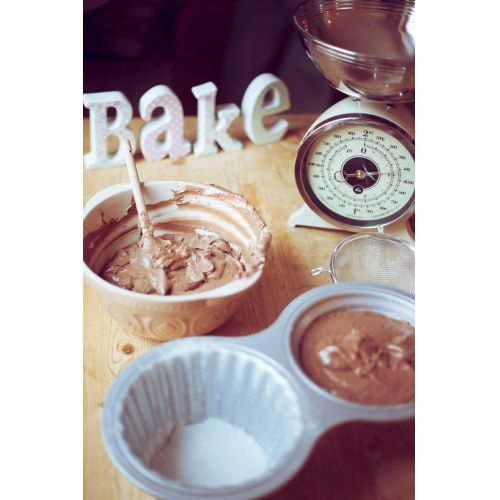 Mechanická kuchyňská váha Cream - 2 kg