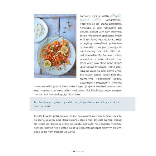 Kniha - Foodstyling, Kateřina Fišerová