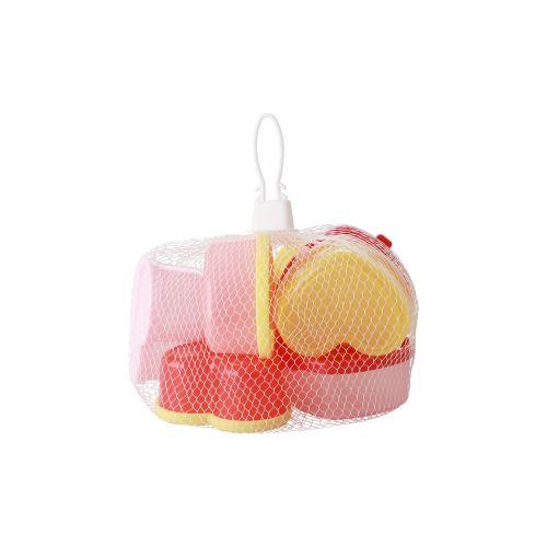 Plastové krabičky Hearts - set 8 ks
