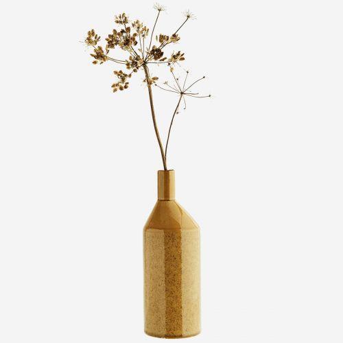 Keramická váza Stone Light Yellow Tall