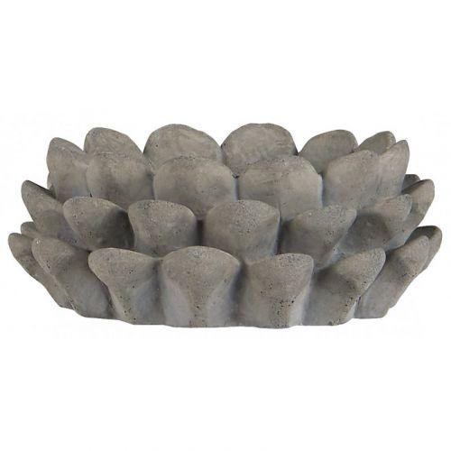 Cementový svícínek Cone Cement